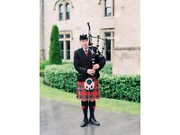 Wedding Bagpiper available nationwide