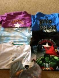 Bundle Of Boys T-Shirts