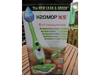H20 X5 Steam Mop - Green - Lightweight portable cleaner