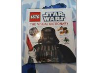 Lego Star Wars book