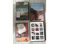Bon Jovi music DVDs