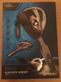 Giotech EX-01 Bluetooth Headset