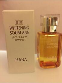 Japan Haba medicated whitening squalane 30ml,beauty oil,high purity, from Japan