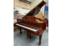 John Broadwood||| 5ft||| Baby Grand Piano |Walnut || Belfast Pianos|| Belfast||| Free Delivery ||