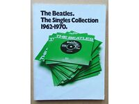 "The Beatles ""Tab"" Book (The singles collection 1962-1970) Words & Music."