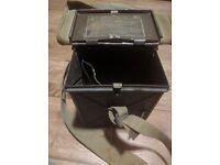 WwII / world war 2 / ww2 British Morse code lamp box