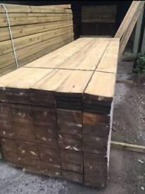 German whote wood scaffold boards