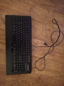 Steelseries apex 300 wired keyboard wired keyboard for sale - £35 ono