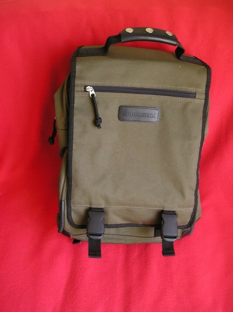 71f399820f82 Green  Equipment  Medium Backpack Rucksack - Good Quality - Nearly New