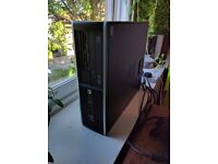 HP Slimline Desktop PC