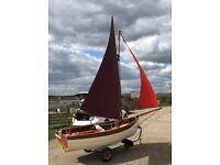 Sailing Boat 3 approximately