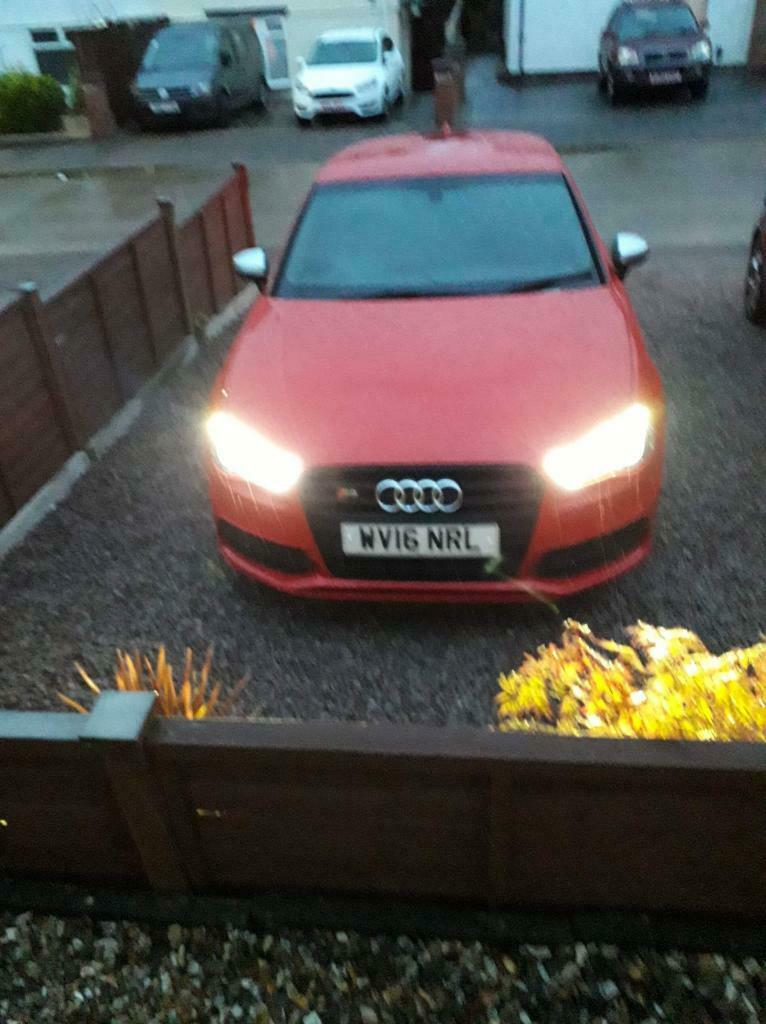 *(2016)*AUDI S3 DSG 25K MILES TOP SPEC FULLY LOADED | in Melton Mowbray,  Leicestershire | Gumtree