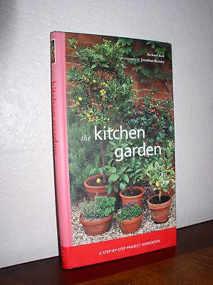 The Kitchen Garden by Richard Bird (2003, HC, Spiral