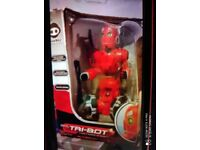 Cheap. Remote control robot. Brand New boxed. Collect today cheap