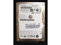 Fujitsu 160GB Hard Drive