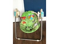 Fisher-Price Rainforest - Baby Swing Chair