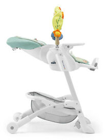 Highchair feeding CAM Istante C225 Made in Italy, very good and clean condition