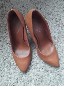 Bershka high heels