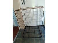 Fire guard / wire grid - free