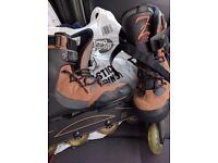 K2 Z SE Rollerblades inline skates size 8 mens