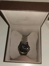 Gucci watch brand new boxed unwanted gift