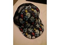 Disney Mickey Mouse Mens Baseball cap / Snapback Hat NEW