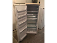 CURRYS Very Nice Tall Just Fridge (Fully Working & 90 Days Warranty)