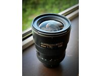 NIKON -NIKKOR 17-55mm f/2.8G IF-ED lens great condition