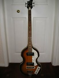 TANGLEWOOD electric bass guitar.