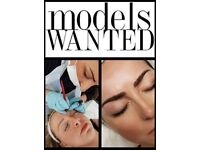 Models Wanted for Microblading case studies