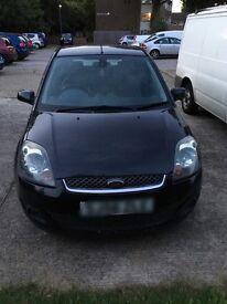 Ford Fiesta Ghia 1.4 Black