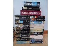 Books ...Wilbur Smith