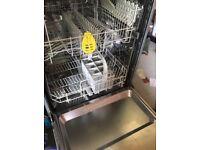 Zanussi Intergrated Dishwasher