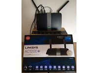 Dual band AC wireless router