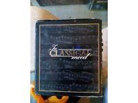 In Classical Mood CD Box Set. Book & CD.