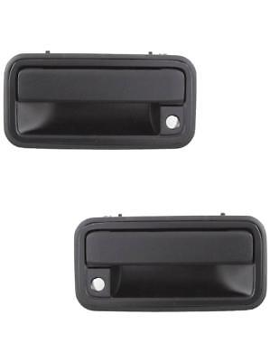 Metal Front Outside Door Handles For Chevy GMC Truck 95-98 Suburban 95-99 Pair - Gmc Suburban Outside Door Handle