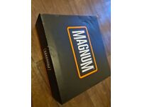 Magnum Classic size 9 work boots