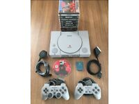 Ps1 and games