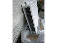 Radiator, used, size: 60cm high x 50 cm wide, 10 cm deep