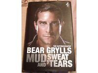 Bear Grylls - Mud, Sweat and Tears - autobiography