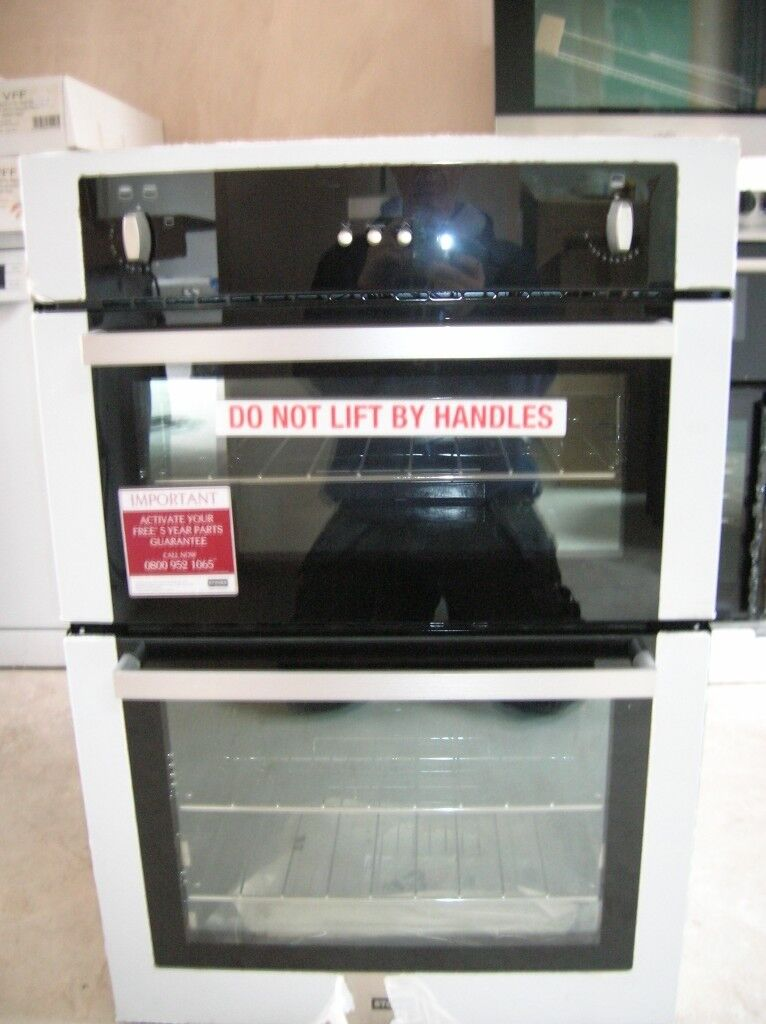 Brand New Stoves Model STGB900PS Stainless GAS Double