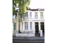 DOUBLE BEDSIT IN WEST HAMPSTED