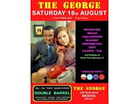 SATURDAY 18th AUGUST - 60s 70s SOUL / REGGAE / MOTOWN with DOUBLE BARREL – TOTTERDOWN