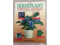 The house plant survival manual