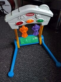 Small baby gym