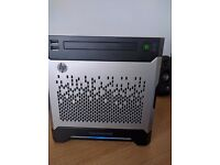 Hewlett Packard Server