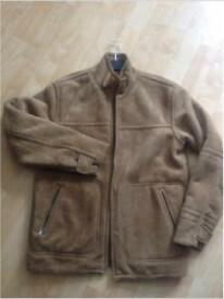 Men's medium jacket like new very warm