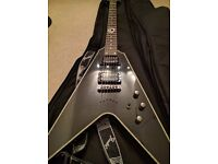 Schecter Blackjack V-1 Electric Guitar