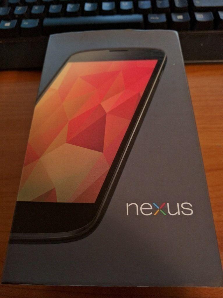 ***REDUCED*** LG Nexus 4 (16GB) Android Mobile Phone, Unlocked & SIM Free -  Faulty Spares Repairs | in Pontypridd, Rhondda Cynon Taf | Gumtree