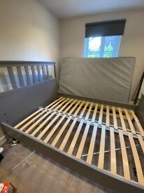 Used IKEA Double bed frame